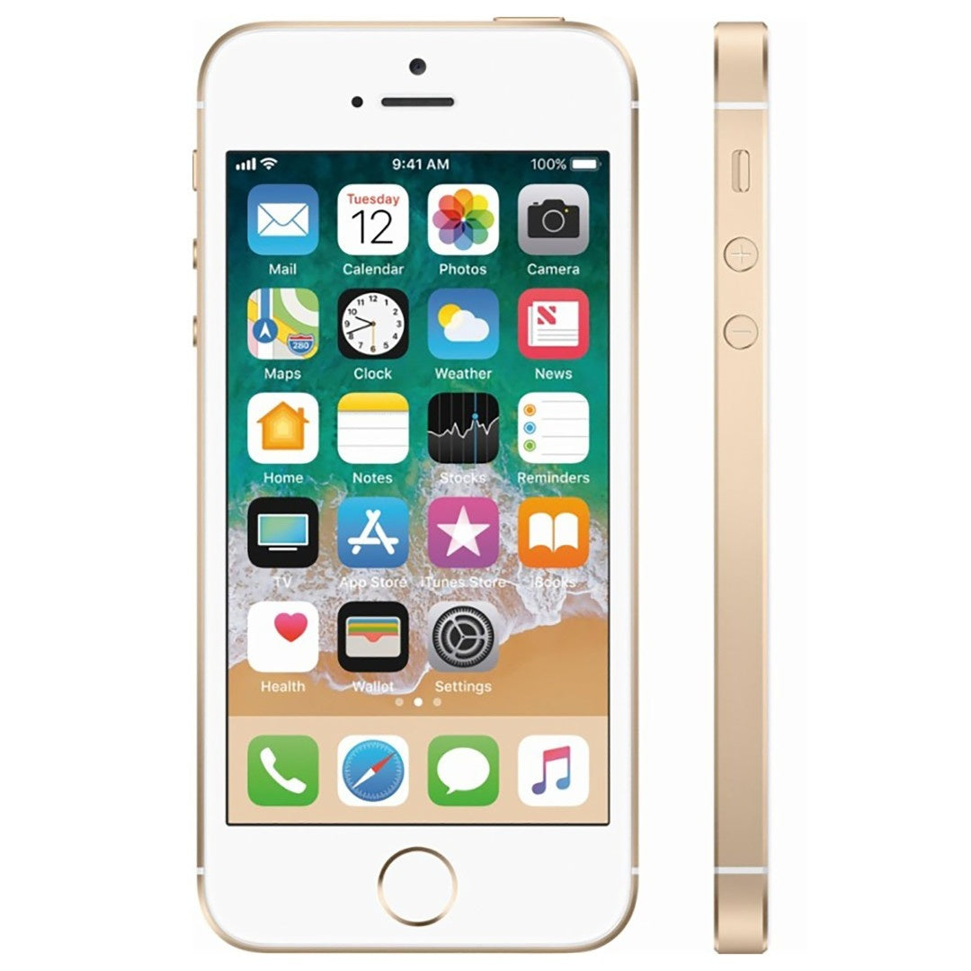 Apple iPhone SE Gold Rose Gold Silver Space Gray 16GB 64GB Unlocked GSM