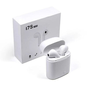 i7s TWS Wireless Bluetooth Stereo Headset with Charge Box Earphone for iPhone Android Phones