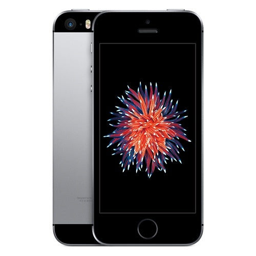 Apple iPhone SE 16GB Space Gray LTE Cellular Sprint MLM22LL/A Refurbished