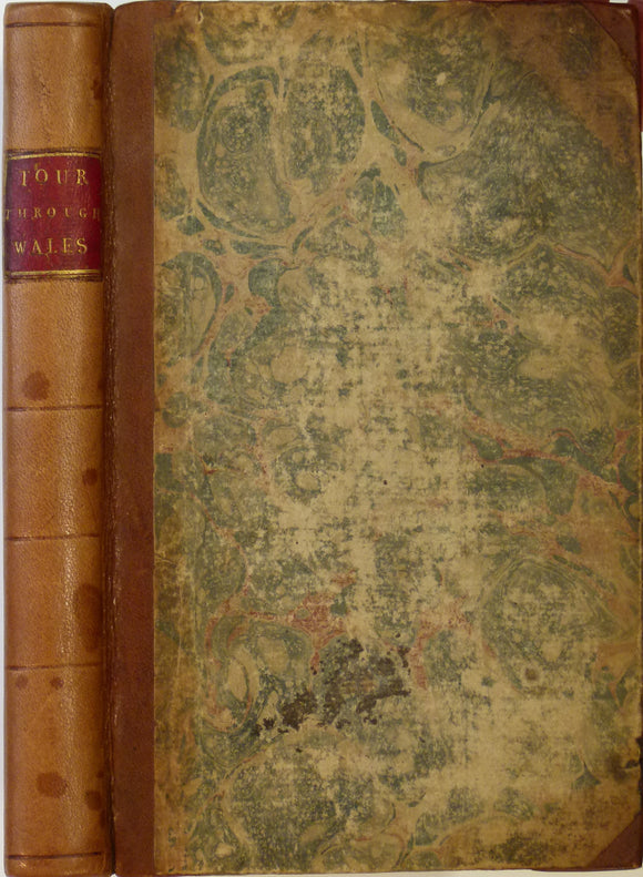 Aikin, Arthur, 1797.  Journal of a Tour through North Wales and part of Shropshire; with Observations in Mineralogy, and other branches of Natural History