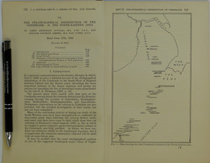 Arkell, W.J. and Douglas, J.A. 1931. 'The Stratigraphical Distribution of the Cornbrash: [part] II. The North-Eastern