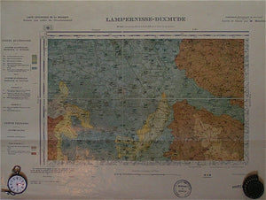 Lampernisse-Dixmude, sheet 51