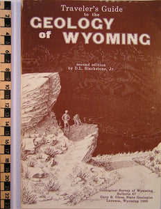 Traveler's Guide to the Geology of Wyoming. Geological Survey of Wyoming