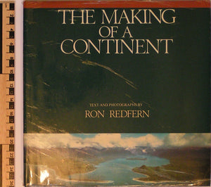 The Making of a Continent. BBC, 1983, 1st edition. HB, 242pp.