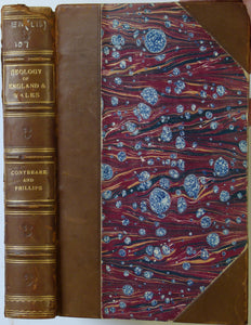 Conybeare, WD and Phillips, Wm. 1822. Outlines of the Geology of England and Wales
