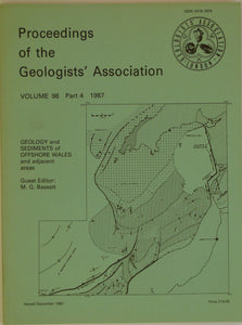 Bassett, MG. (ed), 1987. Geology and Sediments of Offshore Wales and adjacent areas, a special edition