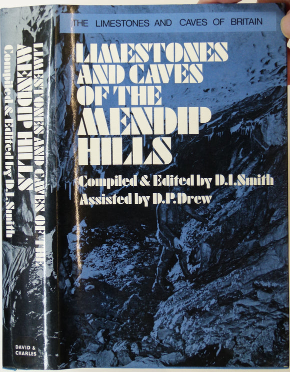 Smith, D.I. (ed), (1975). Limestones and Caves of the Mendip Hills. Newton Abott: David & Charles. 424pp.