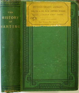 Murchison, R I. 1867*. 'The Geological Structure of the Parish of Harting [NW Sussex]', 13pp. in The History of Harting