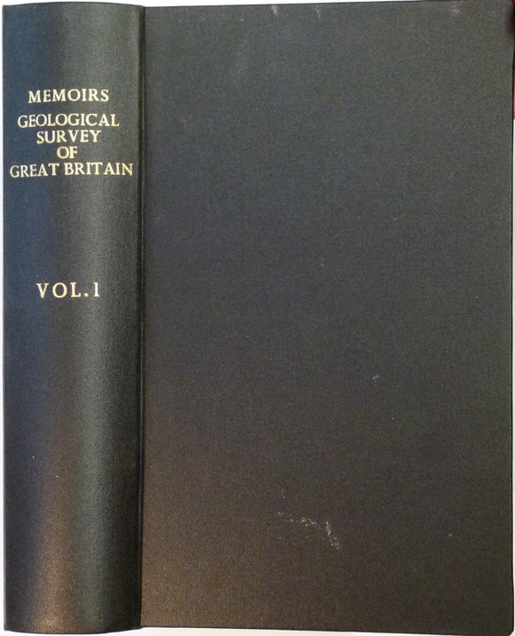 Memoirs of the Geological Survey of GB, v1, 1846. incl. On the Denudation of South Wales and the Adjacent Counties of England