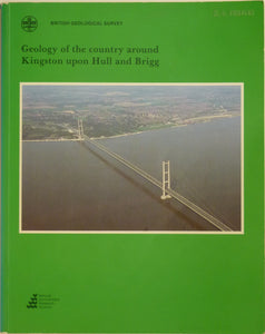 Sheet Memoir 80/89. Kingston upon Hill and Brigg, by GD Gaunt et al, 1992, 1st new series edition. 172 pp.