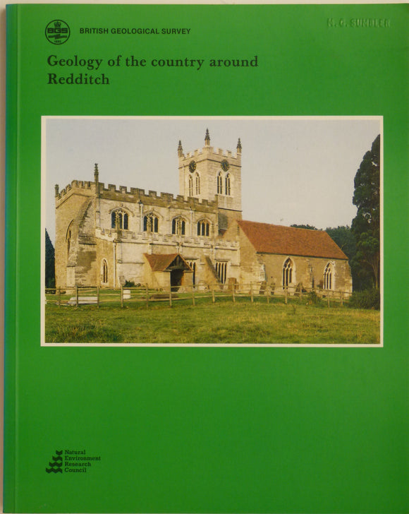 Sheet Memoir 183. Redditch, by RA Old et al, 1991, 1st new series edition. 84 pp.