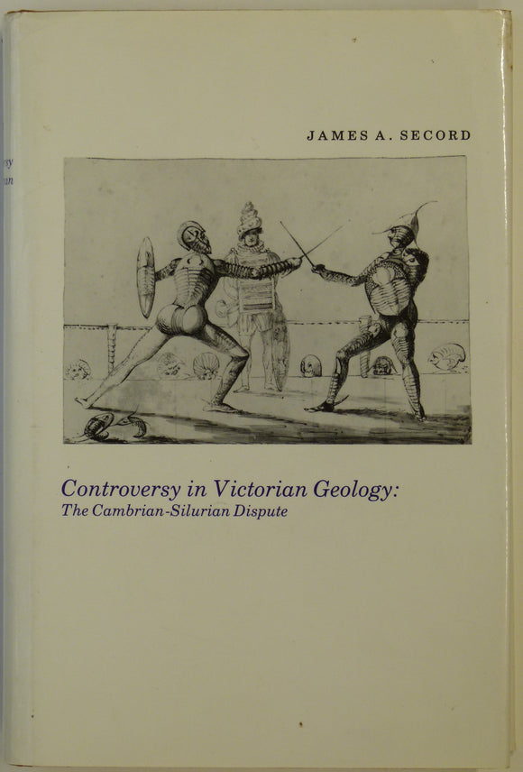 Secord, James A. 1986. Controversy in Victorian Geology: the Cambrian-Silurian Dispute. Princeton University Press.