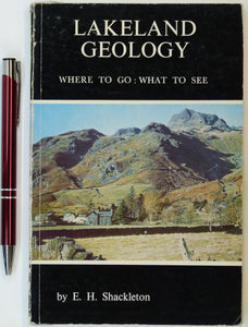 Shackleton, E.H. (1973). Lakeland Geology; Where to go: What to see. Clapham: Dalesman Books. Second edition.