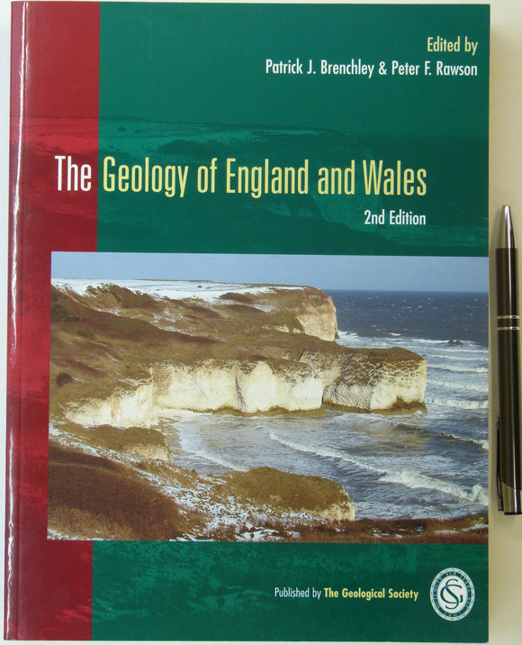 Brenchley, P.J. and Rawson, P.F. (eds) (2006). The Geology of England and Wales. London: The Geological Society. 559 pp. 2nd edition.