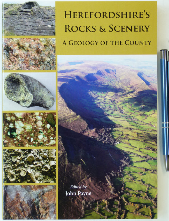 Payne, John (ed.) (2017). Herefordshire's Rocks and Scenery; a Geology of the County. Almeley: Logaston Press.