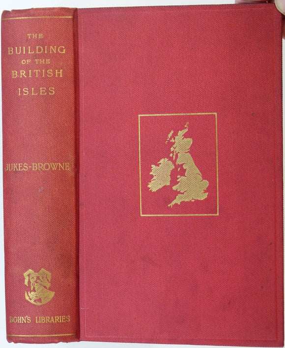 Jukes-Brown, A.J. (1892). The Building of the British Isles; a Study of Geographical Evolution. London: