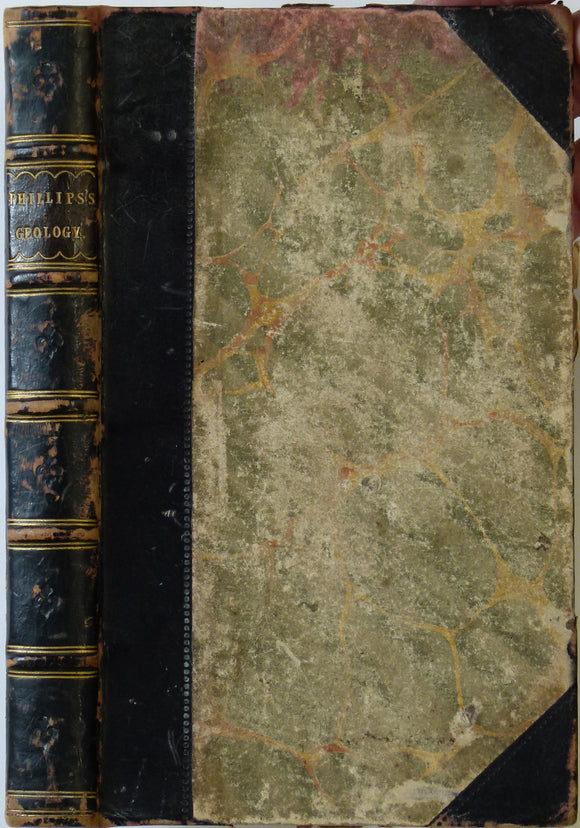 Phillips, William. 1818. A Selection of Facts from the Best Authorities Arranged so as to form An Outline of the Geology of England and Wales, With a Map and Sections of the Strata.