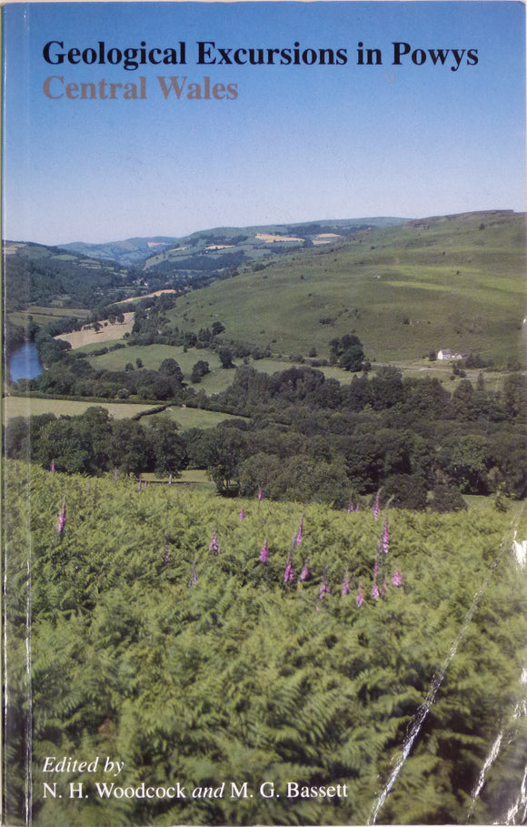 Woodcock, NH and Bassett, MG.  (eds), 1993. Geological Excursions in Powys, Central Wales