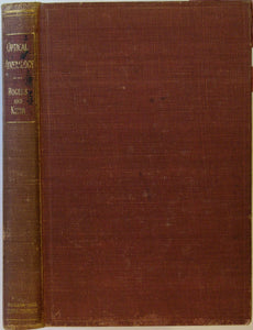 Rogers, AF and Kerr, PF, 1942. Optical Mineralogy. New York and London, McGraw-Hill