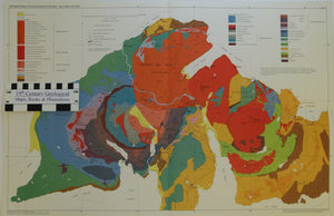 Skye, Isle of: Geological Map of the Central Igneous Complex. 1975.