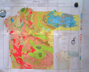 Geological Map of the Central Pyrenees – sheet 4 Valle de Aran