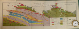 Wales South 1915. <em>Geological Map of the Abereiddy and Abercastle District Pembrokeshire</em>, colour