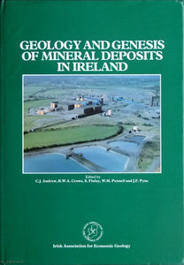 Geology and Genesis of Mineral Deposits in Ireland, 1986