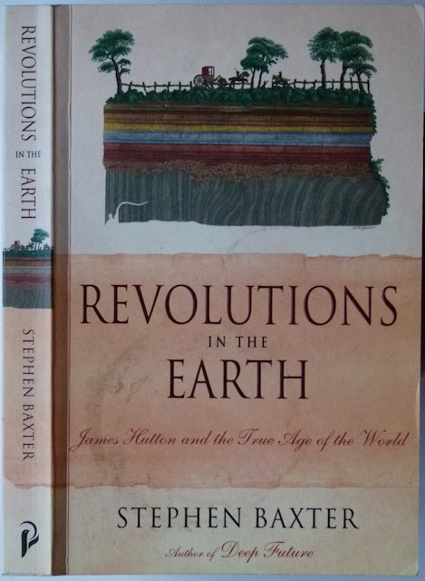 Hutton, James. Revolutions in the Earth: James Hutton and the True Age of the World