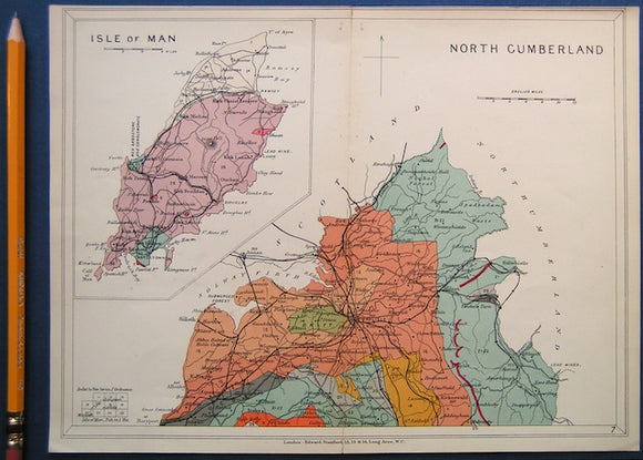 Cumberland North (Lake District), Isle of Man