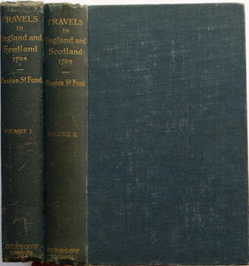 A Journey through England and Scotland to the Hebrides in 1794, 1907