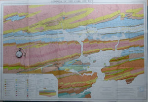 Geology of the Cork District,, 1988