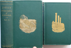 Principles of Geology or the Modern Changes of the Earth and its inhabitants, 1867-68