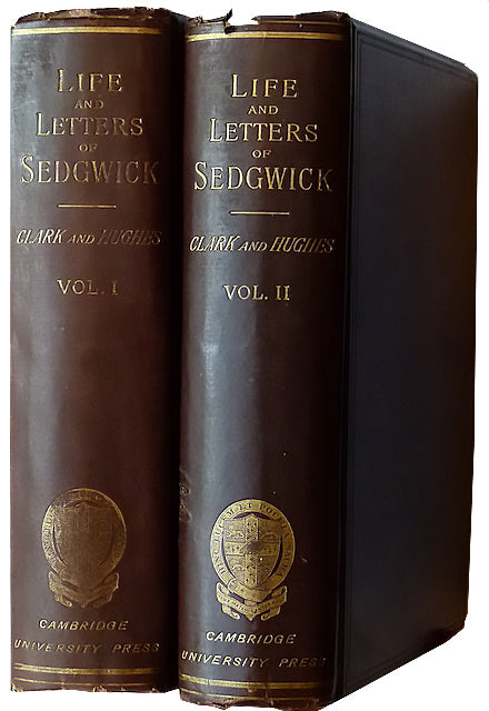 Sedgwick, Adam. The Life and Letters of the Reverend Adam Sedgwick. Clark and Hughes, 1890