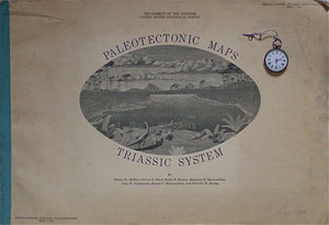 Paleotectonic Maps – Triassic System, Miscellaneous Geologic Investigations I-300, 1959