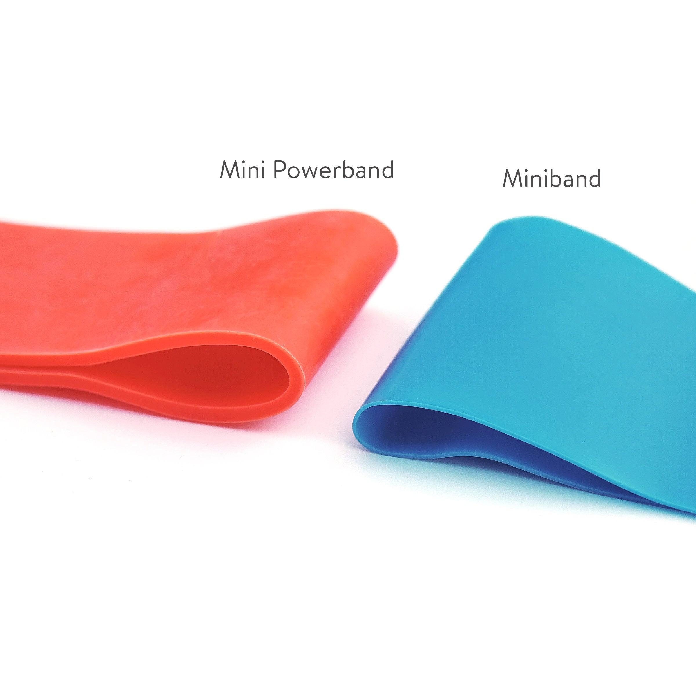 Mini Powerband - Set om 3 st band med förvaringspåse