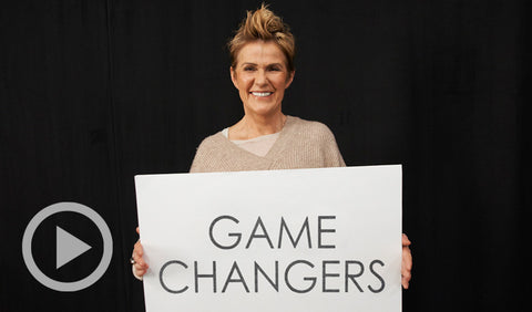 Edit Whitelaw meet Sarah Harris - Interview for Game Changers by Carousel