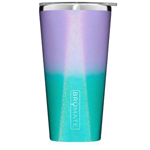 Brumate Imperial Pint 20oz - Glitter Mermaid