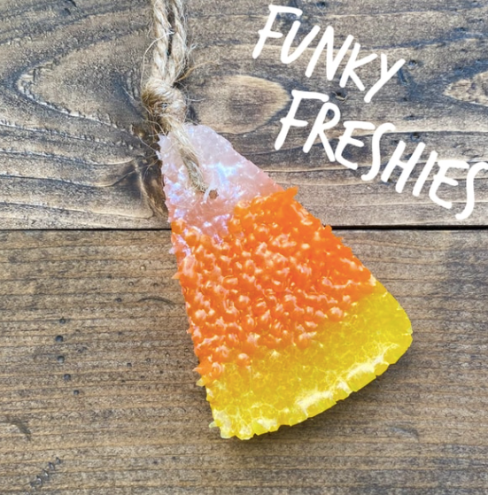 Candy Corn Freshie