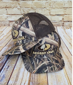 Blades/Brown Mossy Oak Cap
