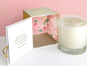 Musee Candle - Blood Orange & Spice Soy