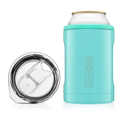 Brumate Hopsulator Duo 2-IN-1 (12OZ) | Aqua