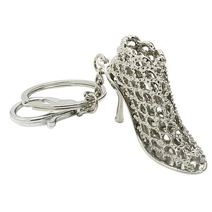 High Heel Shoes Ladies Bag Charm