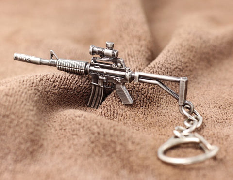 Guns Sniper Style Unique Handbag Charm