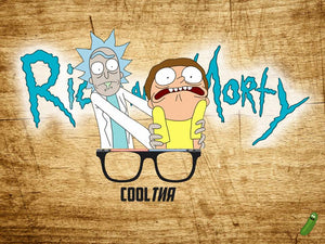 COOLтия: Rick and Morty (Февруари 2020)