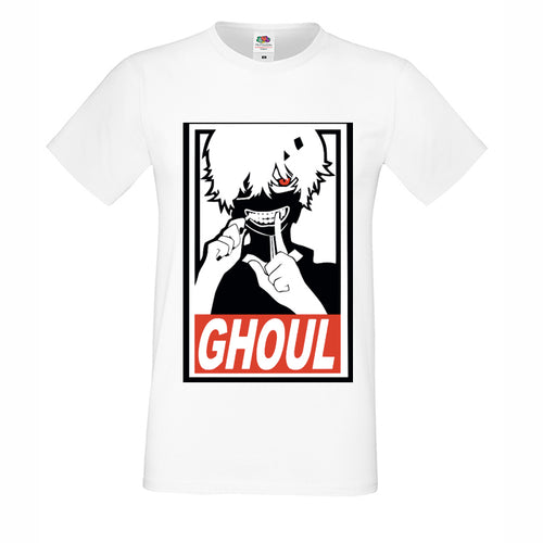 Тениска Tokyo Ghoul: Obey Ghoul!