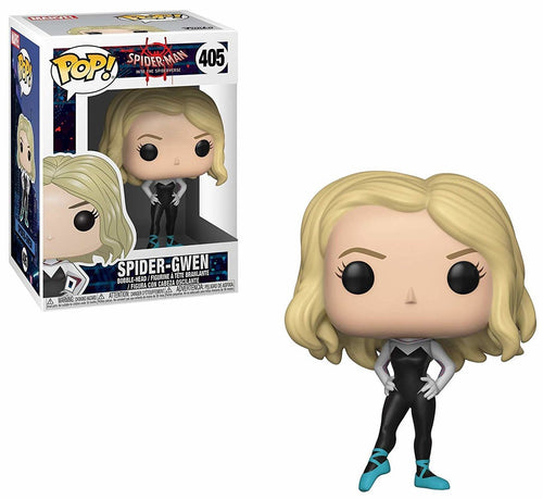 Фигурка Spider-Gwen Funko Pop!, Spider-Man: Into the Spider-Verse