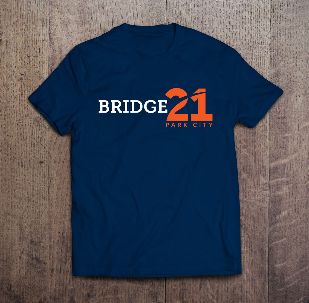 Bridge21 Park City Tee