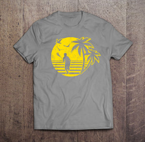 Birk & Sticks Surf Tee
