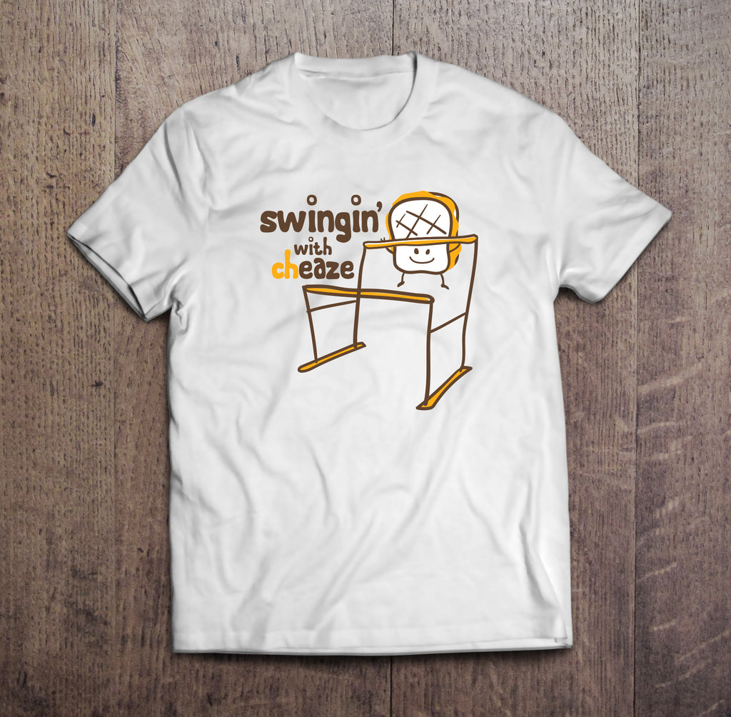 Twist T's Cheezy Bars Tee