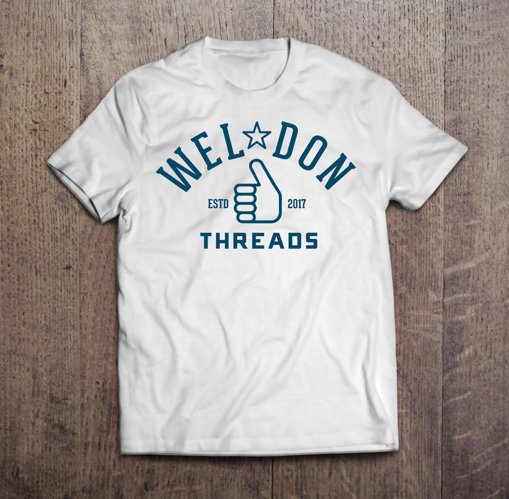 Weldon Threads Logo Tee